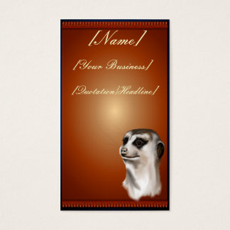 Lady Meerka profilecard_business_vertical., [Na... Business Card