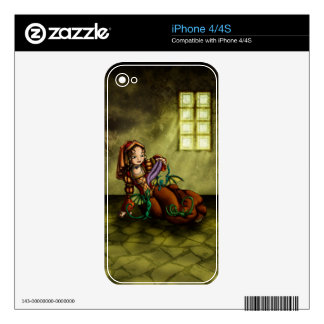 Lady Merewalds Pets Decals For The iPhone 4