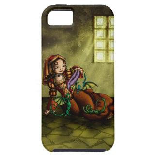 Lady Merewalds Pets iPhone SE/5/5s Case