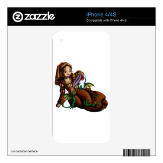 Lady Merewalds Pets Skins For The iPhone 4