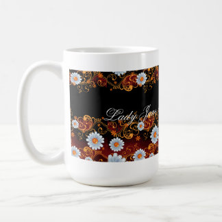 Lady Name Mistress of the Manor Cup Classic White Coffee Mug