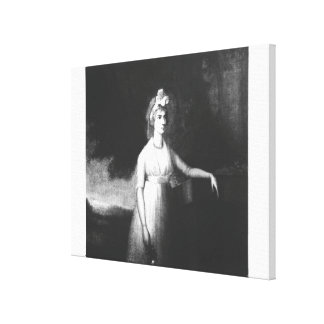 Lady Nelson Canvas Print