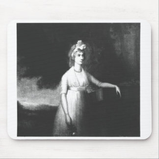 Lady Nelson Mouse Pad