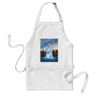 LADY OF ALL NATIONS ADULT APRON