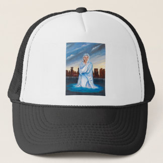 LADY OF ALL NATIONS TRUCKER HAT