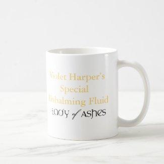 Lady of Ashes, 11 oz. Mug - Embalming