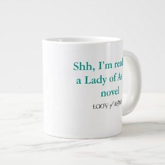 Lady of Ashes Jumbo Mug - Shh