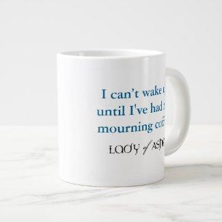 Lady of Ashes Jumbo Mug - Wake Up
