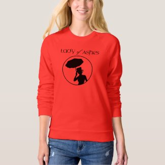 Lady of Ashes Ladies Sweatshirt