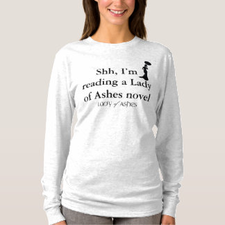 Lady of Ashes, Ladies Tee - Shh