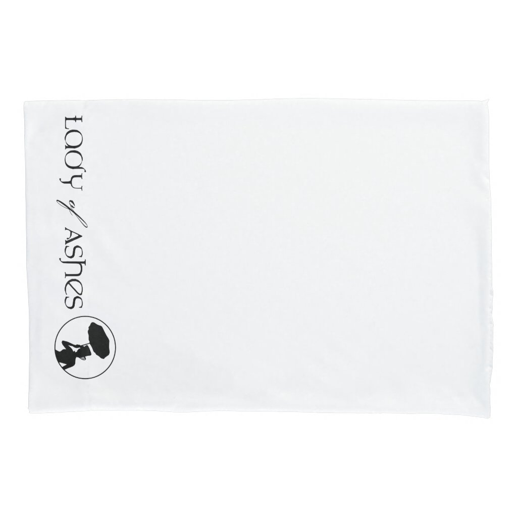 Lady of Ashes Pillowcases, Set Pillow Case