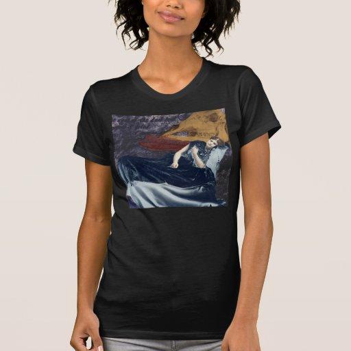 Lady of Dark Dreams T-shirt