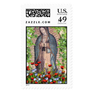 Lady of Guadalupe Stamp