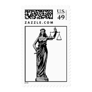 Lady_of_Justice 44 Stamp