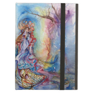 LADY OF LAKE  / Magic and Mystery Cover For iPad Air