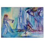 LADY OF LAKE , Magic and Mystery Cutting Boards
