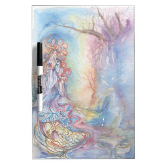 LADY OF LAKE  / Magic and Mystery Dry-Erase Board