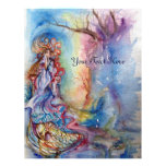 LADY OF LAKE  / Magic and Mystery Personalized Flyer