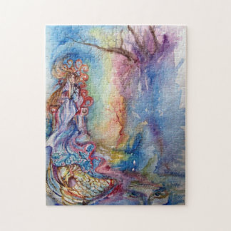 LADY OF LAKE  / Magic and Mystery Jigsaw Puzzle