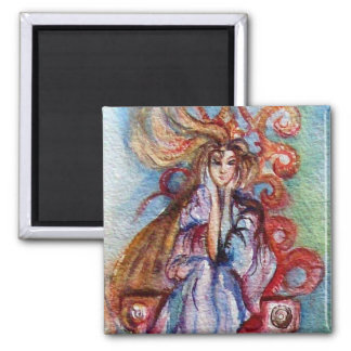 LADY OF LAKE , Magic and Mystery Magnet