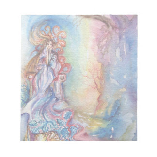 LADY OF LAKE  / Magic and Mystery Memo Note Pads