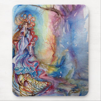 LADY OF LAKE , Magic and Mystery Mouse Pad