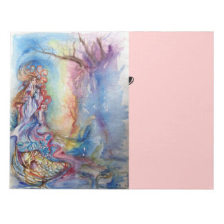 LADY OF LAKE  / Magic and Mystery Notepad