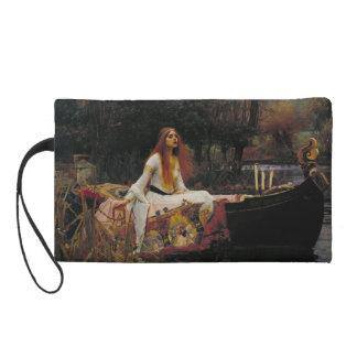 Lady of Shallot by John William Waterhouse Wristlet