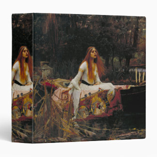 Lady of Shallot by John William Waterhouse Binders