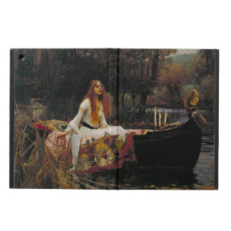 Lady of Shallot by John William Waterhouse Case For iPad Air