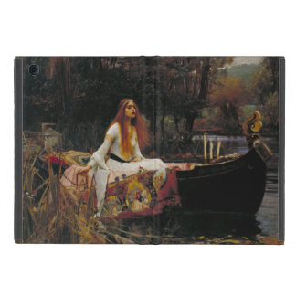 Lady of Shallot by John William Waterhouse Case For iPad Mini