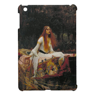 Lady of Shallot by John William Waterhouse Case For The iPad Mini