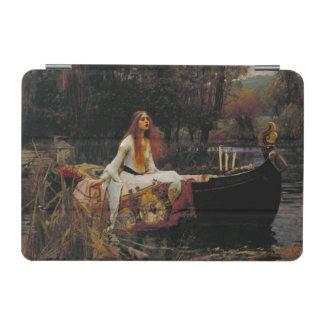 Lady of Shallot by John William Waterhouse iPad Mini Cover