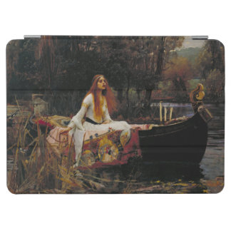 Lady of Shallot by John William Waterhouse iPad Air Cover