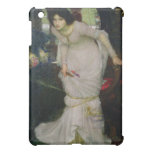 Lady of Shallot by John William Waterhouse iPad Mini Covers