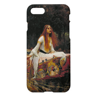 Lady of Shallot by John William Waterhouse iPhone 7 Case