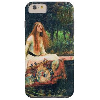 Lady of Shallot John William Waterhouse Fine Art Tough iPhone 6 Plus Case