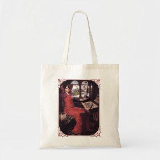 Lady of Shallot Series #1 Tote Bag