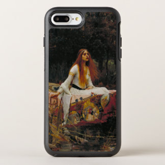 Lady of Shallot Waterhouse OtterBox Symmetry iPhone 7 Plus Case