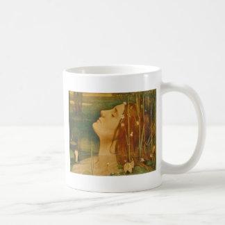 Lady of Shalott Coffee Mug