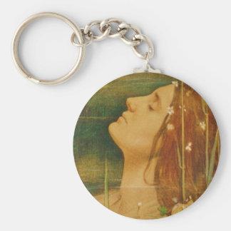 Lady of Shalott Key Chains