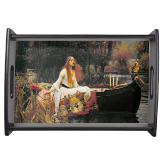 Lady of Shalott Serving Tray