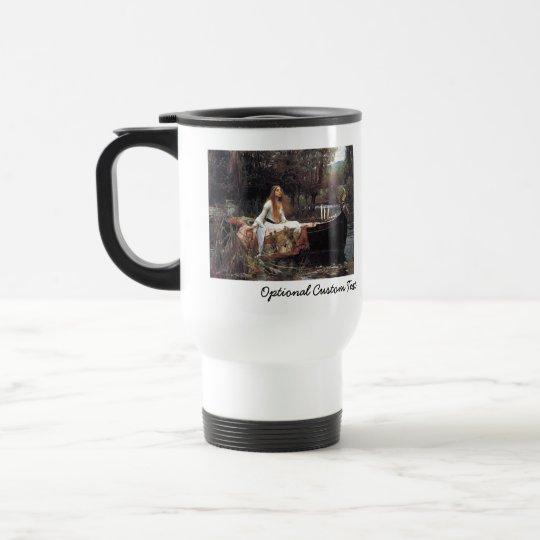 Lady of Shalott Travel Mug