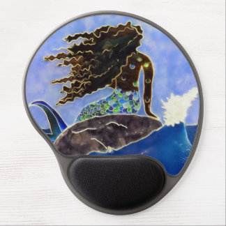 Lady of The Atlantic Crossing Mermaid Mouse Pad