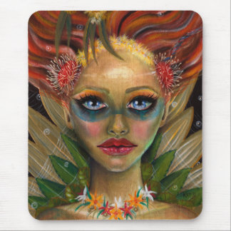 Lady of the Forest Mouse Pad