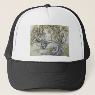 Lady of the Forest Trucker Hat