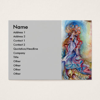 LADY OF THE LAKE BUSINESS CARD