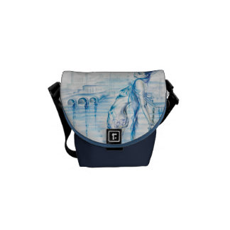Lady of the Lake Commuter Bag