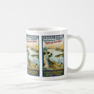 Lady of the Lake ~ Furness Railway Coffee Mug