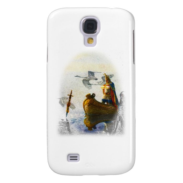 Lady of the Lake Galaxy S4 Case